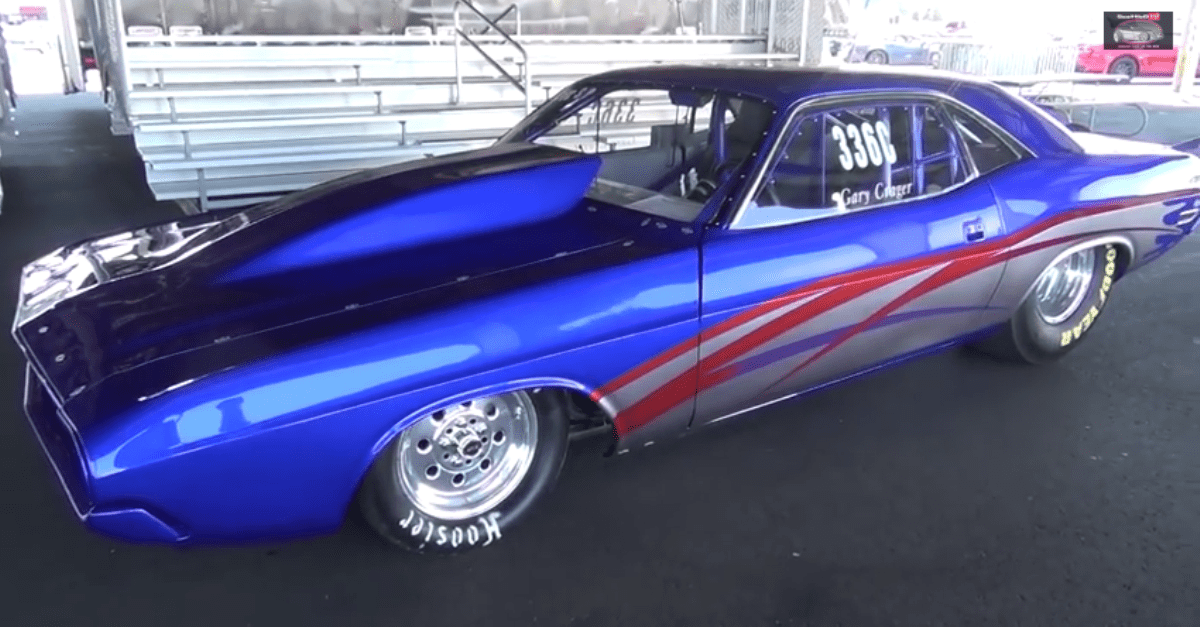 1970 Dodge Challenger Drag race car mopar muscle cars | HOT CARS