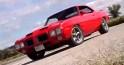 1969 Pontiac Firebird pro touring muscle car routy