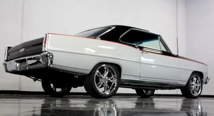 1966 Chevy Nova | Elegant American Muscle Car | HOT CARS