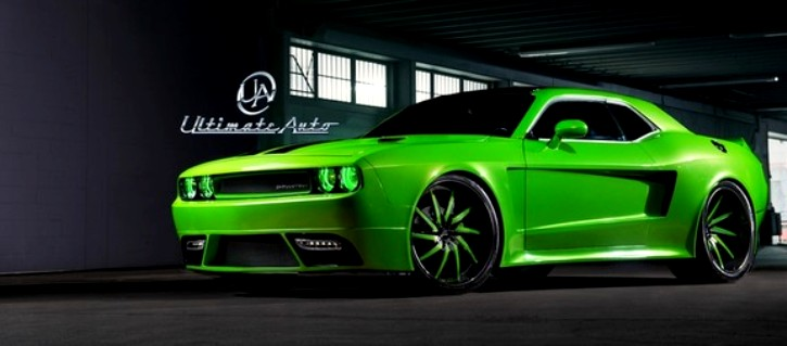 Ultimate Auto Cars >> Wide Body Dodge Challenger By Ultimate Auto Hot Cars