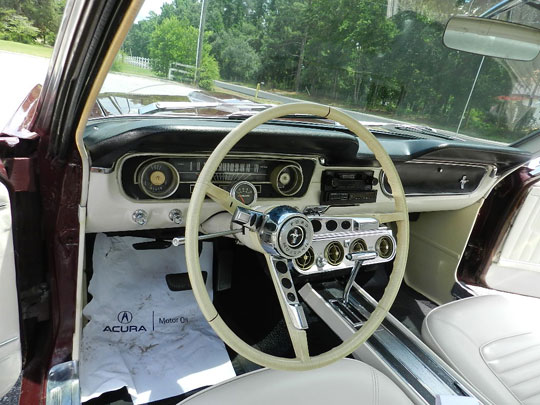 1965 ford mustang c-code for sale