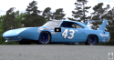 richard petty plymouth superbird on hot cars
