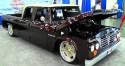 custom built 1968 dodge d200 quad cab truck