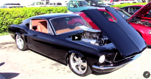 high end custom 1967 ford mustang fastback 427