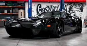 modified ford gt gas monkey garage