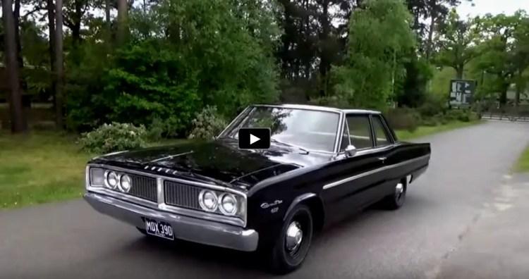 rare unrestored 1966 dodge coronet 426 hemi hot cars. Black Bedroom Furniture Sets. Home Design Ideas