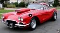 pro street 1962 chevrolet corvette 383