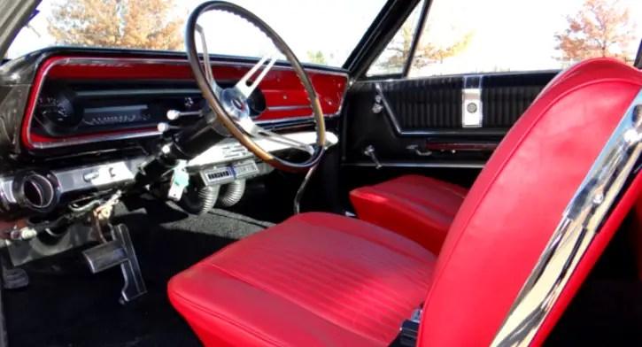 restomodded 1965 chevy impala super sport
