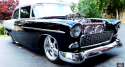 custom built blown 1955 chevrolet