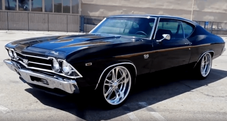 Original 1969 Chevy Chevelle Ss 396 Video Hot Cars