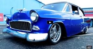 1955 chevy custom job video review