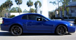 2003 ford mustang video