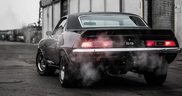 1969 chevrolet camaro 396 big block 3-speed