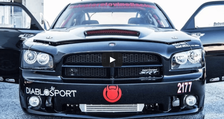 dodge charger world's fastest modern hemi