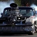 1959 chevy hulk camino rat rod