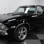 restored 1968 chevy el camino big block 427 v8