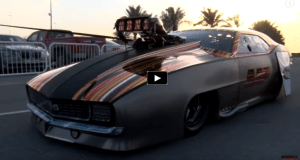 screw blown camaro arabian drag racing league
