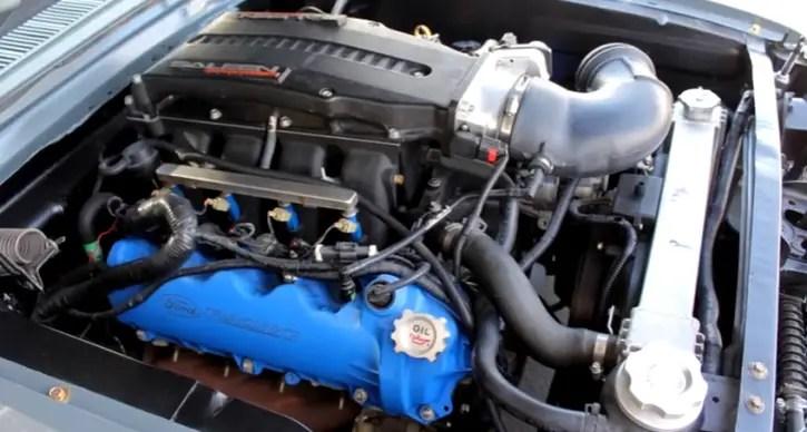 custom built 1965 ford mustang