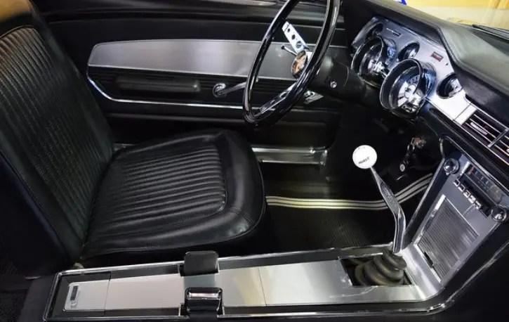 custom 1967 ford mustang 302 5-speed