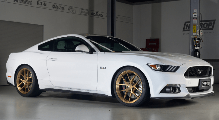 10 second s550 ford mustang street trim