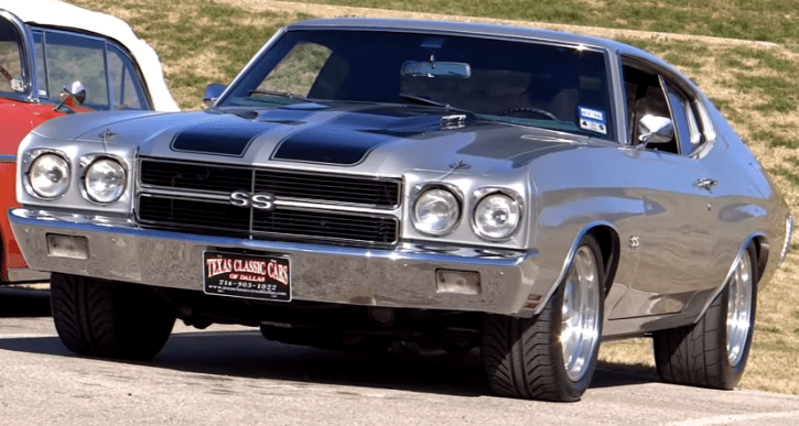 1970 chevy chevelle 502 V8