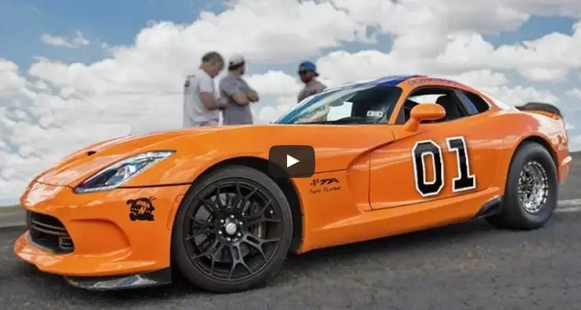 calvo motorsports turbo dodge viper