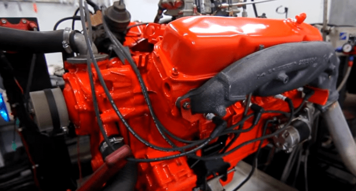 original 1970 dodge coronet rt 440 V8 engine rebuilt