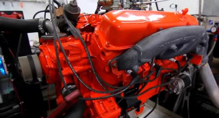 original 1970 dodge coronet rt 440 V8 engine rebuilt