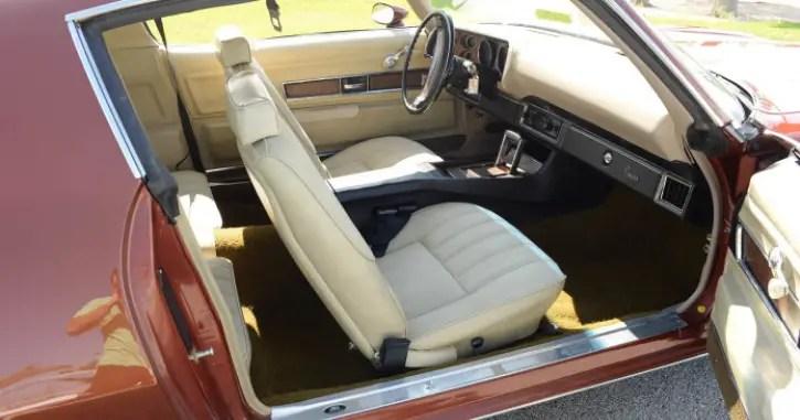 classic copper 1970 chevy camaro rs z28