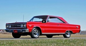 original 1967 plymouth gtx 4-speed