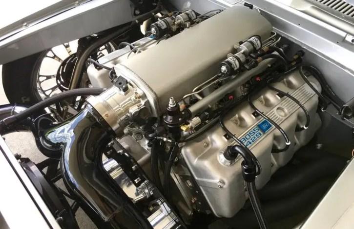 nitrous 1967 ford mustang racecar
