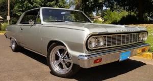 1964 chevy malibu ss built