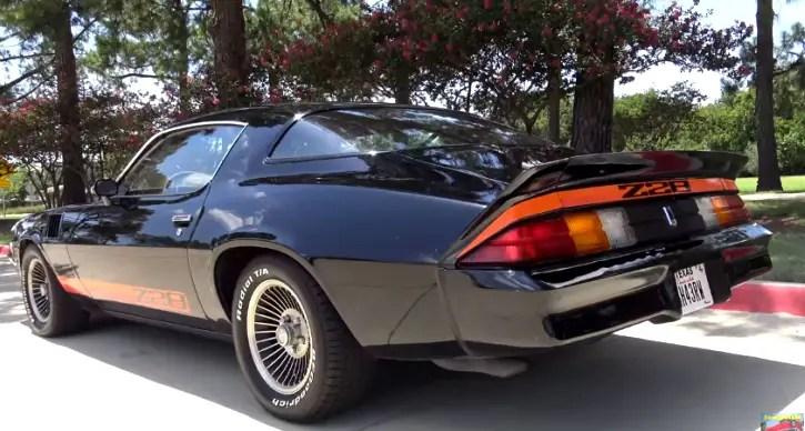 1979 chevy camaro 350 4-speed