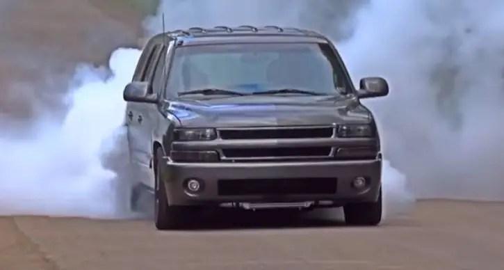 single digit chevy tahoe truck
