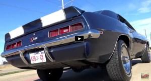 original 1969 chevy camaro z28 302