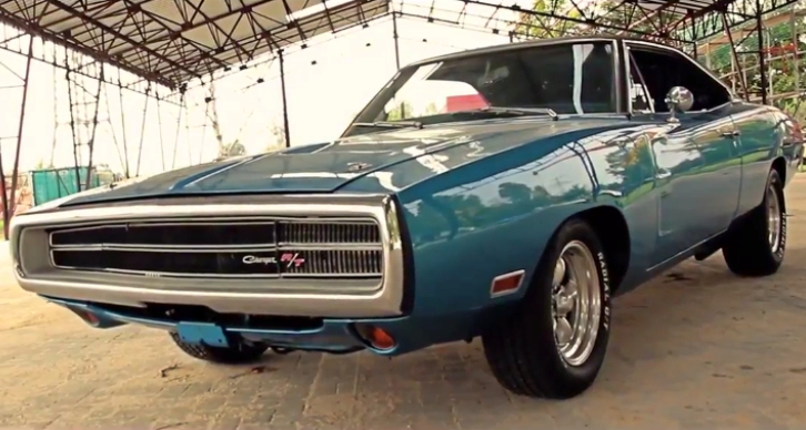 1970 dodge charger video