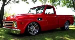 1969 chevy c10 truck 572 v8 build