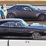1968 dodge charger vs 2018 dodge demon