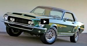 green hornet 1968 shelby prototype