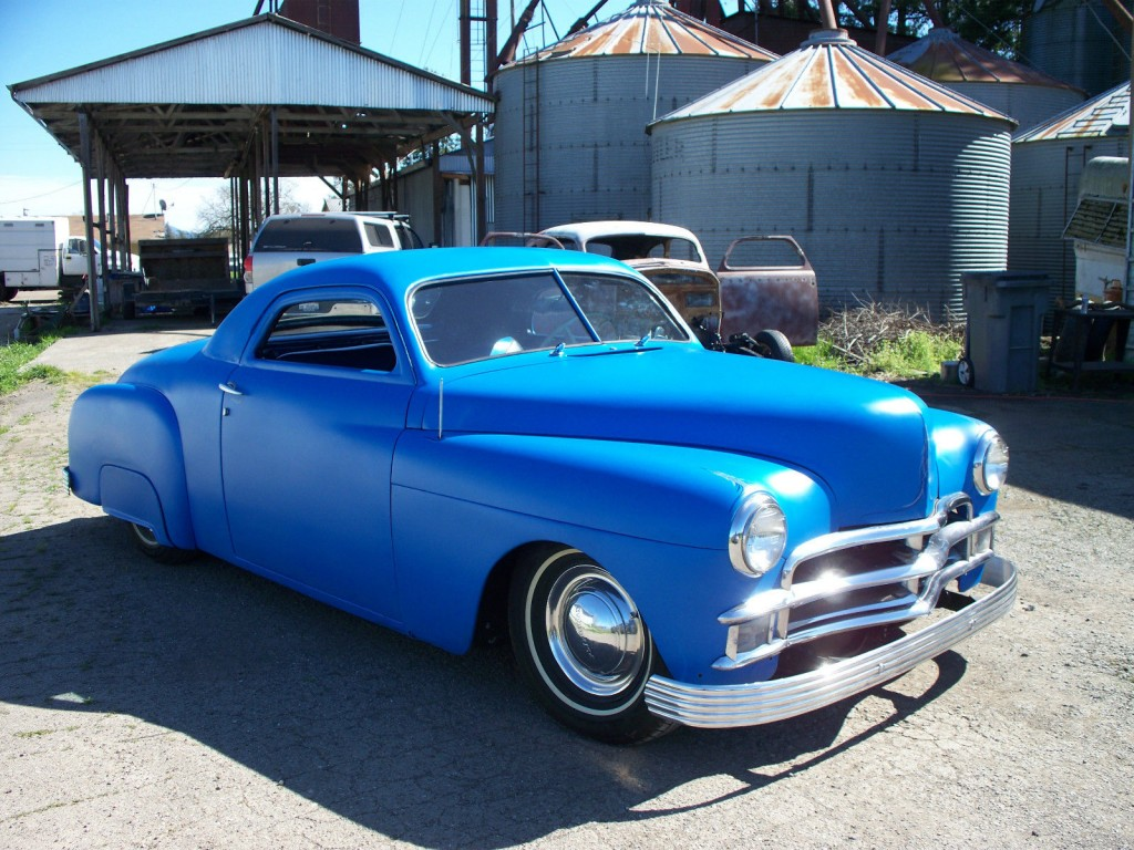 1948 Plymouth Coupe Parts 1941 Special Deluxe