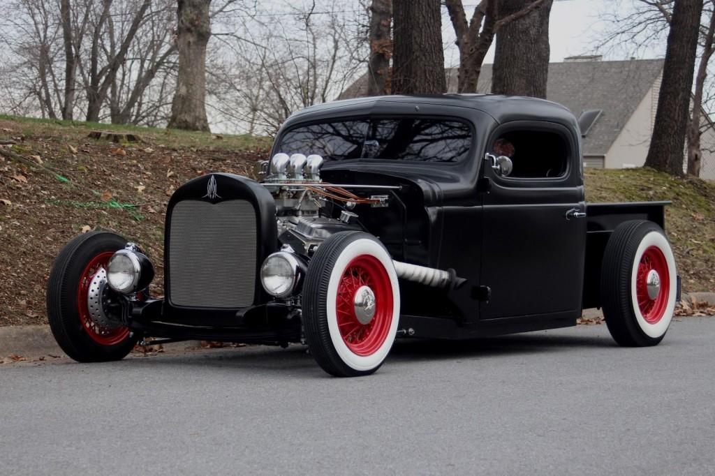 1947 Dodge Pickup Hot Rod Custom Gasser Street Rod For Sale