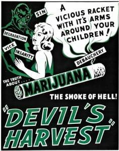 marihuana propaganda