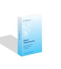 Foria Basics Suppositories