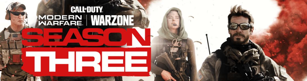 Updated Call Of Duty Modern Warfare Warzone Season 3 Hot Gaming