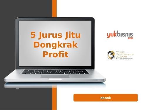 5 jurus profit