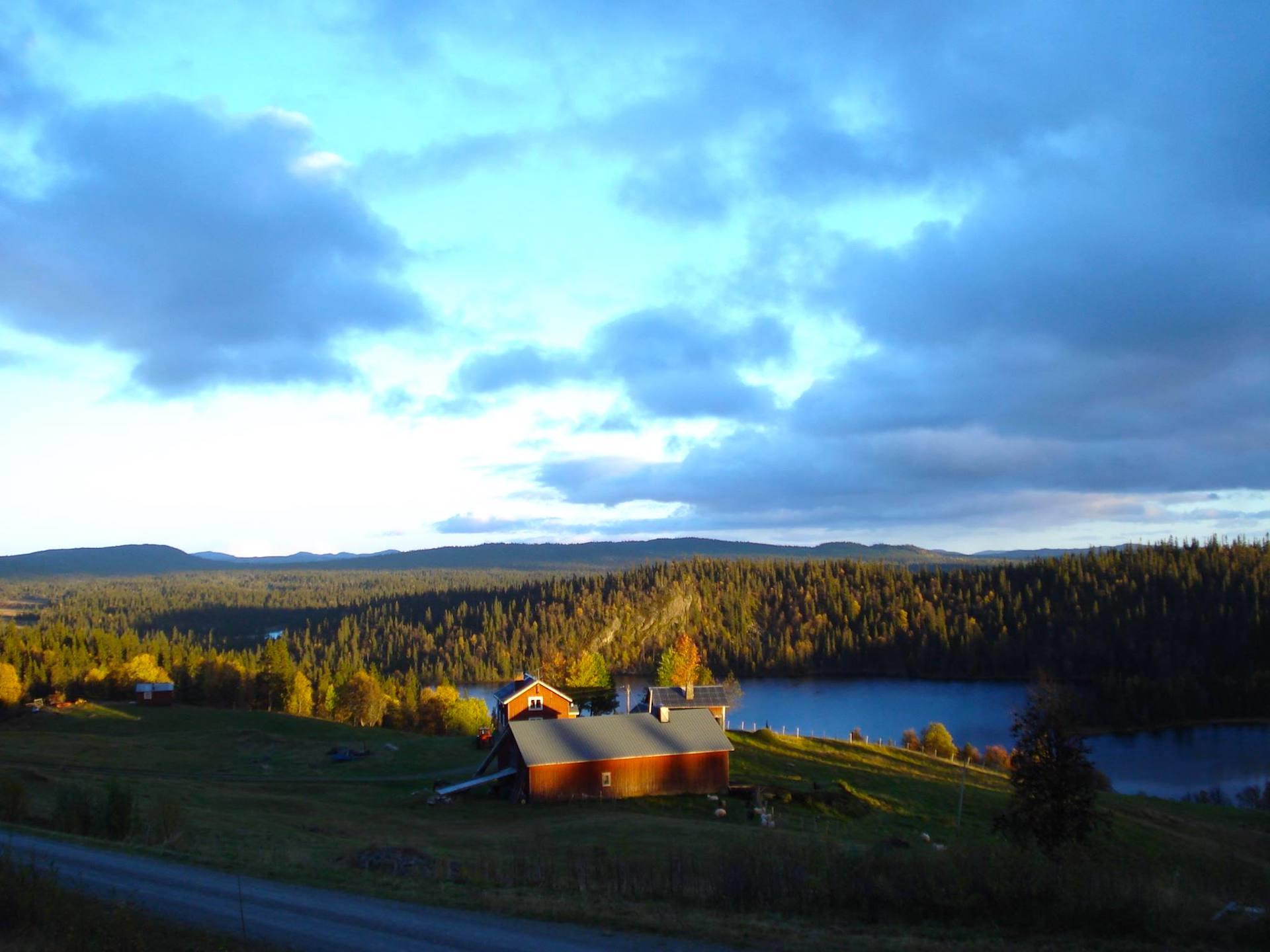 Fjällägenheten Bågavattnet i Hotagsbygden. Foto Mariana Tarander