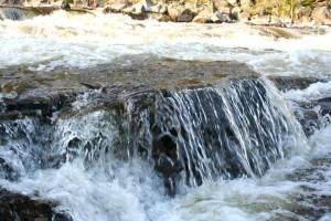 Det är gott om vatten i Hotagsbygden. Foto Urban Dimberg