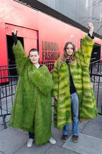 Grass coats