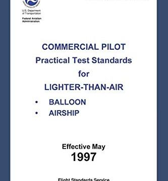 Practical Test Standards – Commercial