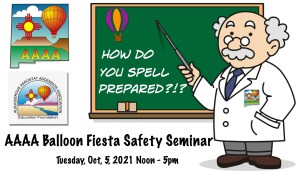 2021 Safety Seminar